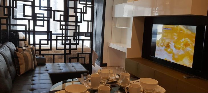 Studio Type Condominium in Makati for Rent