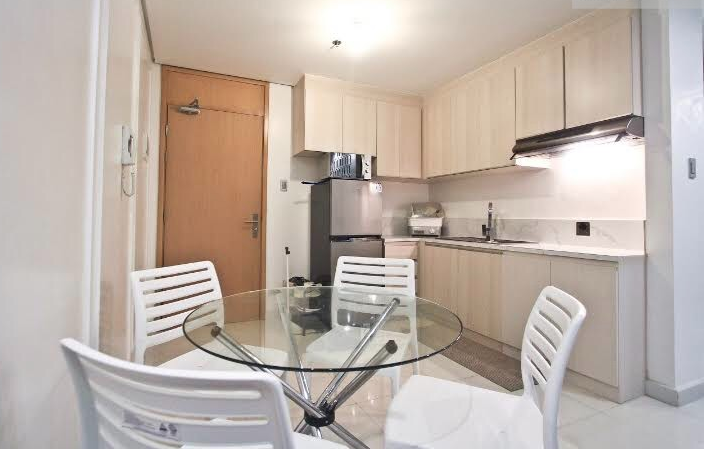 Studio Type Condominium in Makati For Rent