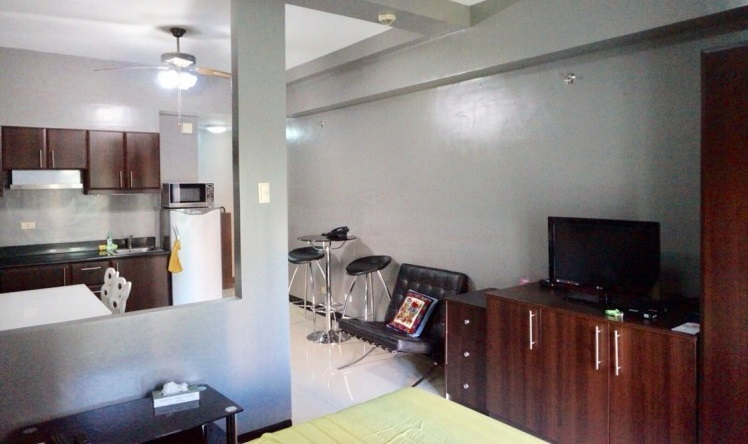 Studio Type Condominium in Taguig for Rent