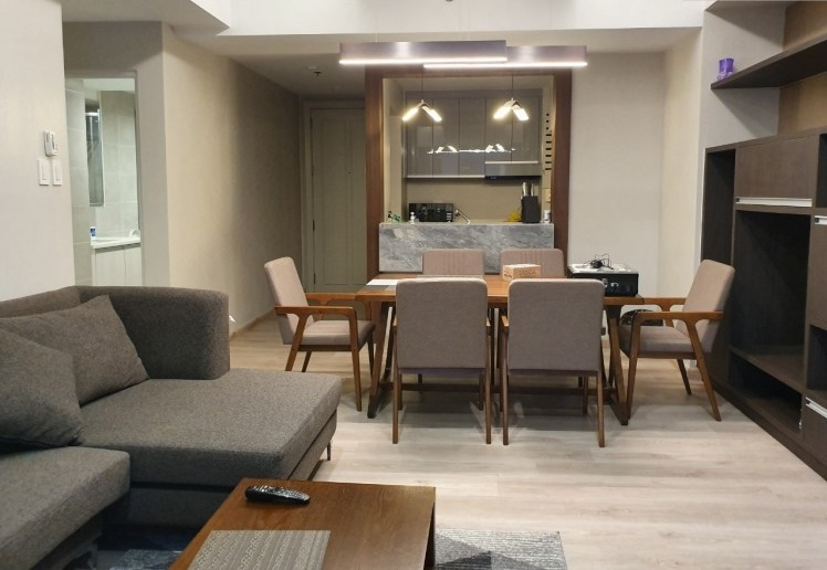 2BR Condominium in Taguig for Rent