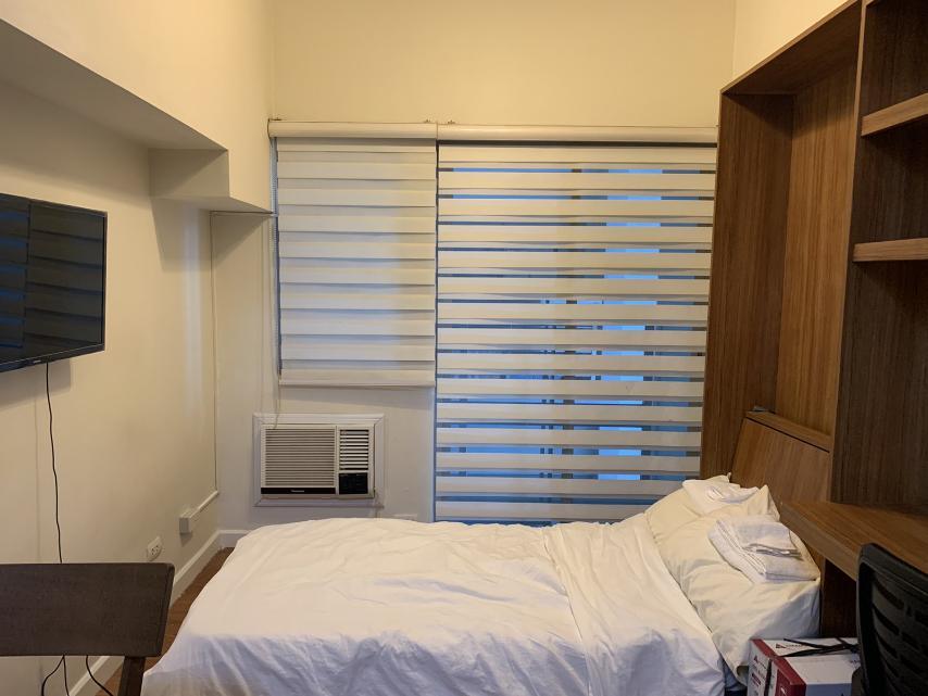 Studio Unit Condominium in Eton Tower Makati for Rent