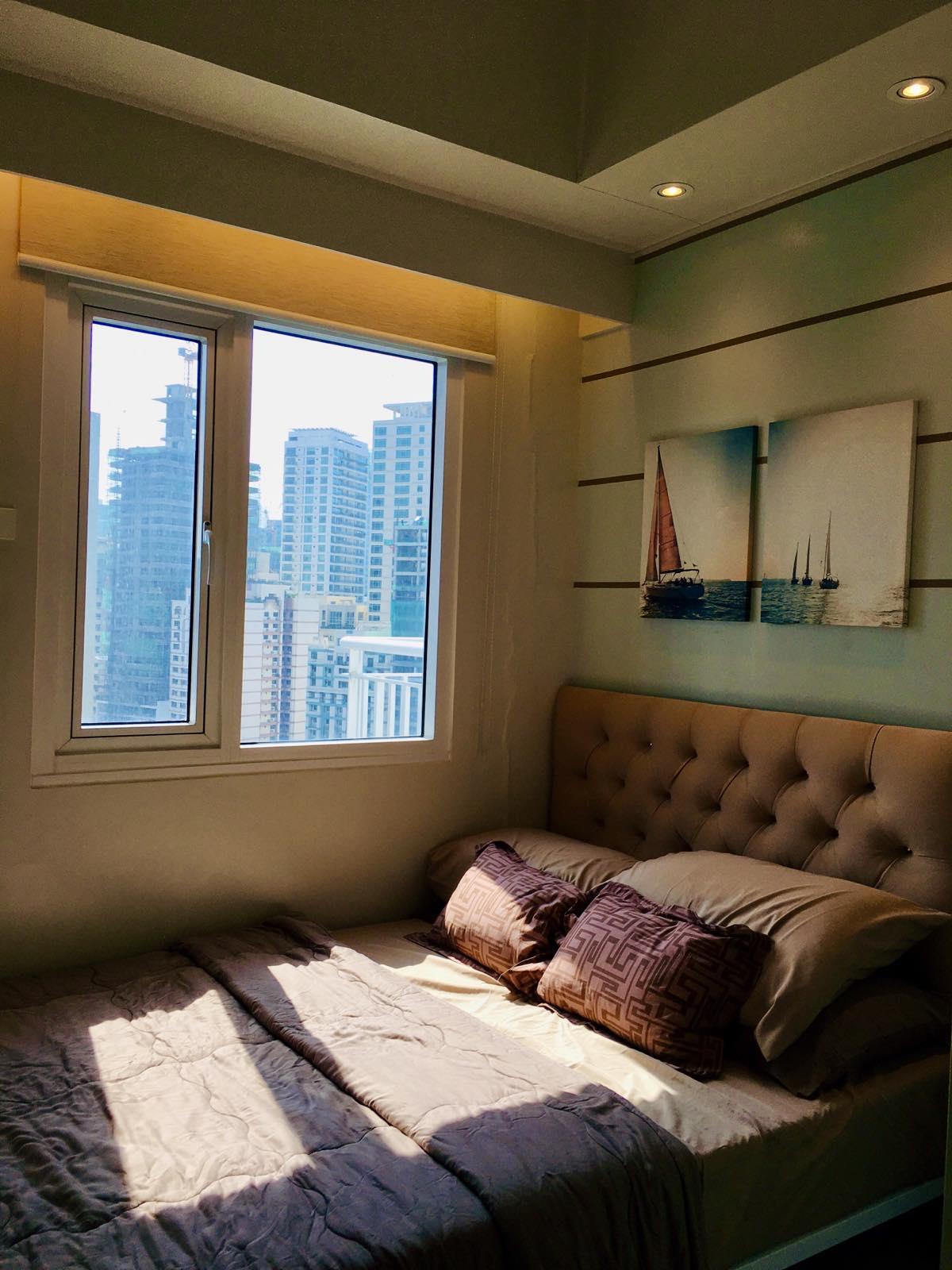 1BR Condominium in Jazz Residences for Rent