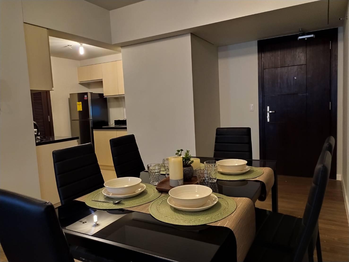 1BR Condominium in Kroma Tower for Rent