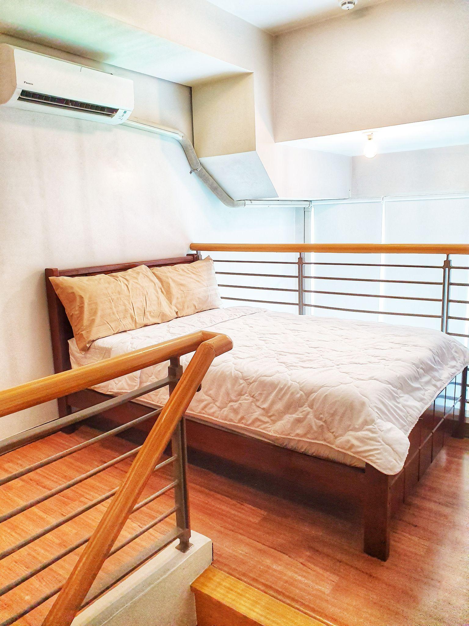 Loft Type Condominium for Rent in Pasig