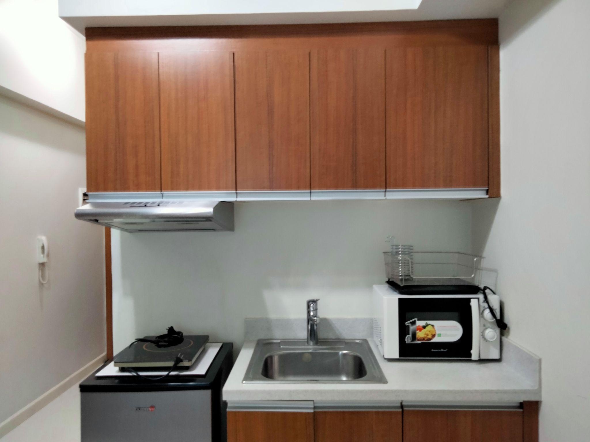 Studio Type Condominium in Makati City for Rent